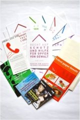 Broschüren / Folder / Bücher