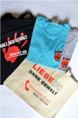 Taschen / T-Shirts
