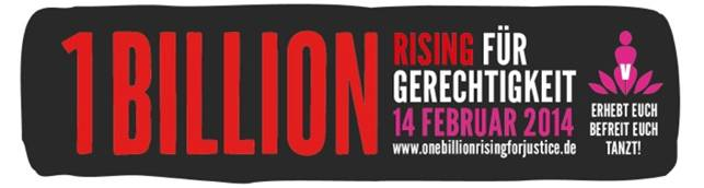 logo der aktion one billion rising